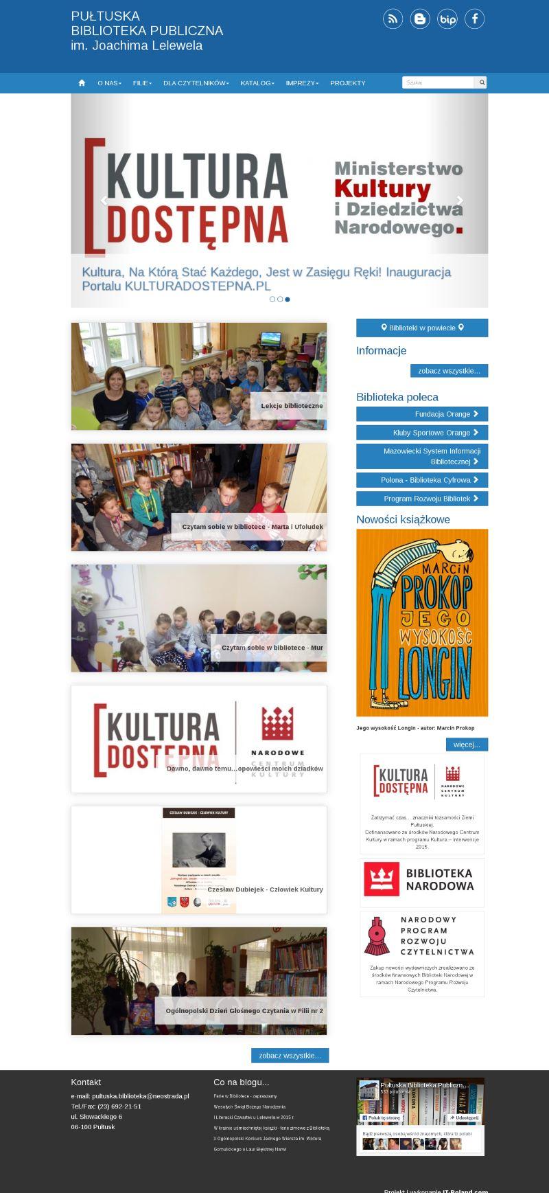 biblioteka.pultusk.pl